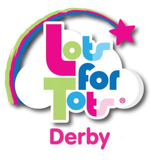 Lots for Tots Derby logo